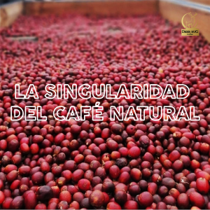 The uniqueness of natural coffee