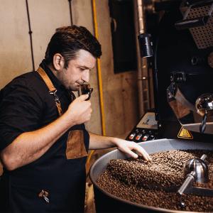How coffee roasting work