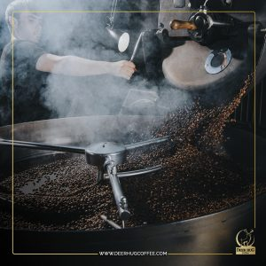 The secret to controlling airflow in roasting coffee