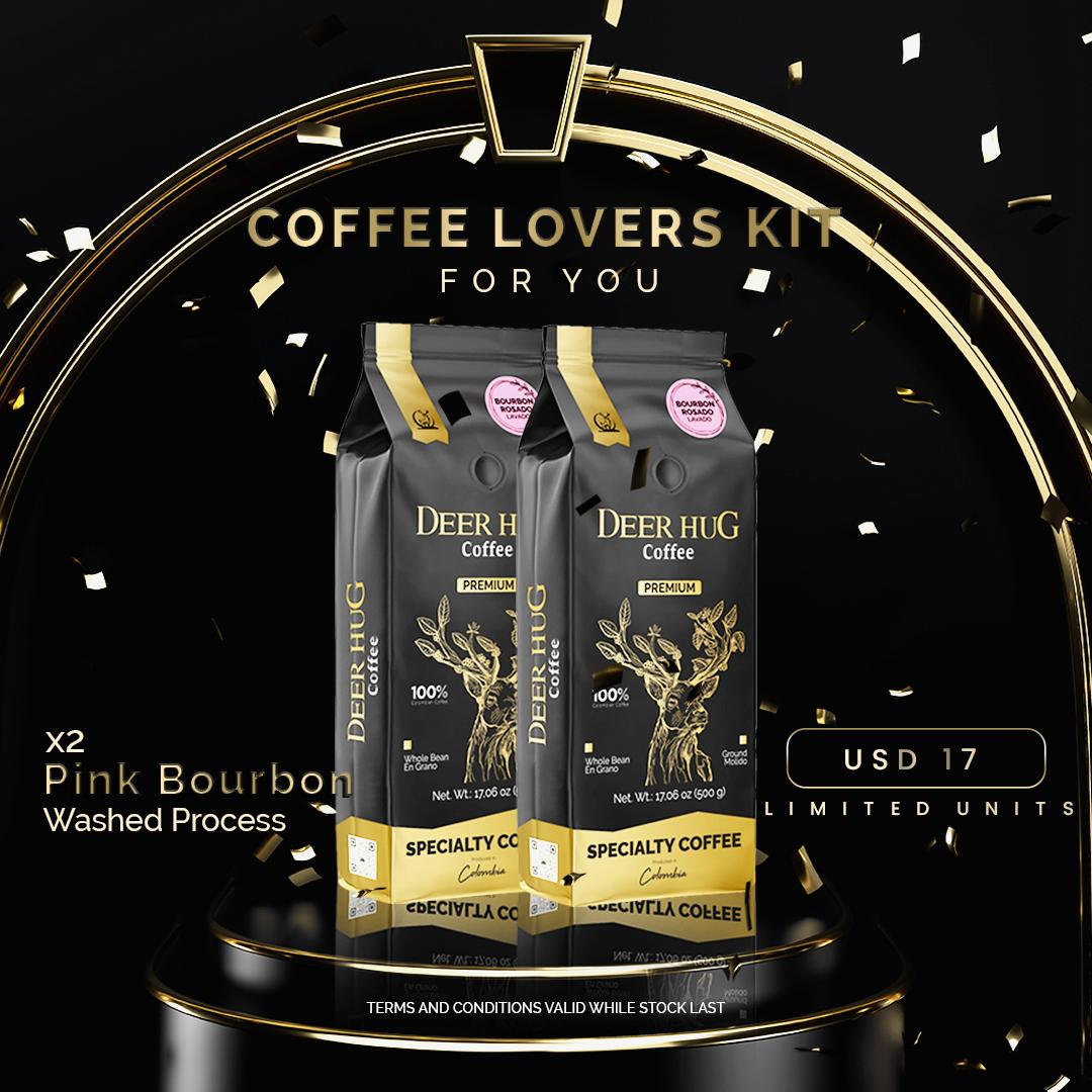 COFFEE LOVERS KIT