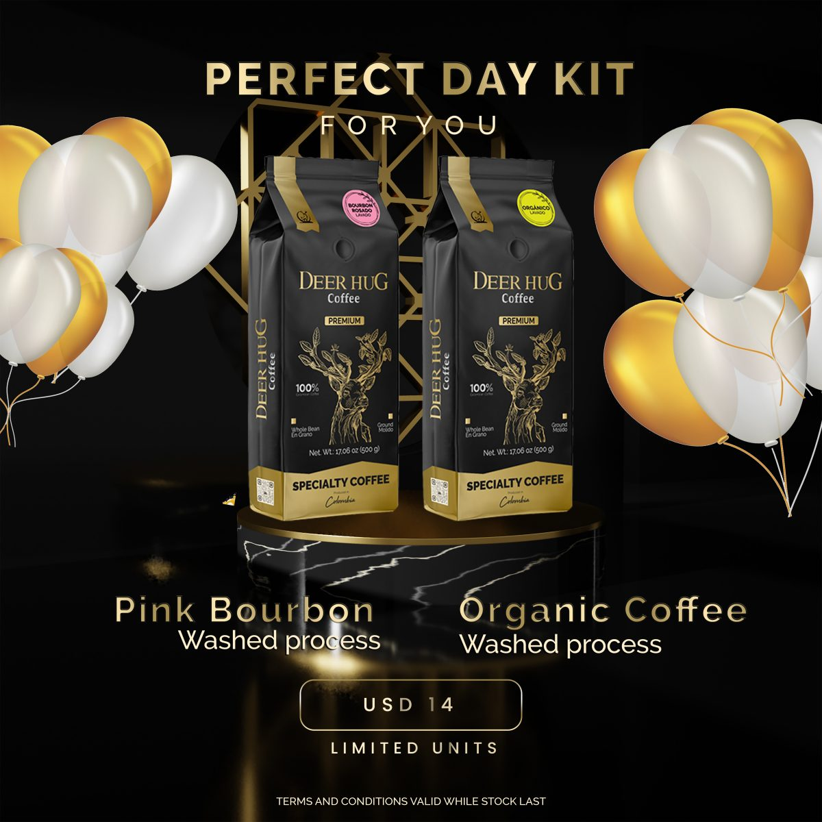 PERFECT DAY KIT
